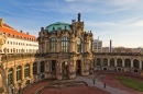 Palace Zwinger à Dresde, Allemagne