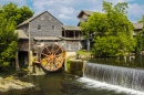 Le Moulin de Pigeon Forge, Tennessee