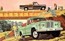 Jeep Gladiators de 1963