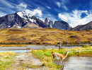 Parc National de Torres Del Paine, Chili