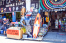 Boutique de Surf, Venice Beach, Californie
