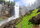 Chutes de Vernal, Parc National de Yosemite
