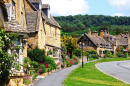 Cotswolds, Worcestershire, Angleterre