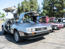 DMC De Lorean à Los Angeles