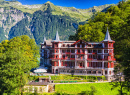 Grand Hotel Giessbach, Alpes Suisse