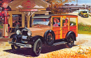 Ford Model A Station Wagon de 1929