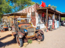 Ford Model T, Route 66, Hackberry, Arizona