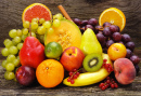 Assortiment de fruits