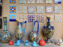 Painted Jugs and Other Ceramic Tiles