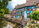Louch River, Colmar, France