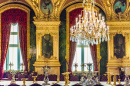 Apartments of Napoleon III, Louvre, Paris