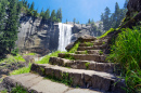 Mist Trail, Parc National de Yosemite