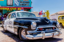 Old Police Car, Route 66, Seligman AZ