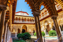 Palace of Alcazar, Seville, Spain