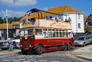 1928 Guy BTX Trolley Bus, Hastings, England