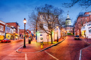 Centre-ville d'Annapolis, Maryland
