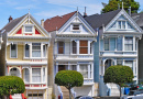 Painted Ladies, San Francisco, Californie