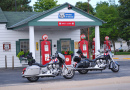 Vielle station-service Texaco, Route 66