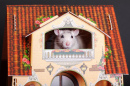 Mouse in a Dollhouse