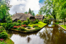Giethoorn Village, The Netherlands