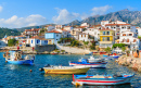 Kokkari Port, Samos Island, Greece