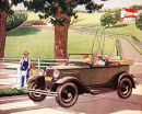 Ford Model A Phaeton de 1930