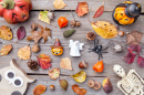 Nature morte d'Halloween