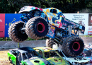 Black Stallion Monster Truck, Foire de Goshen