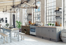Loft Kitchen Interior