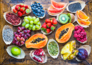 Fruits, baies et graines