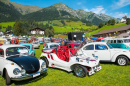 Rallye automobile International, Château-d'Oex, Suisse