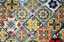 Carrelages en Mosaïques Orientales