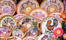 Traditional Ceramic Plates