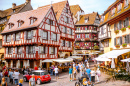Old Town of Colmar, France