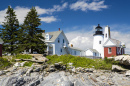 Phare de Pemaquid, Bristol, Maine